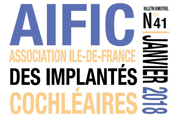 Bulletin de l'association AIFIC