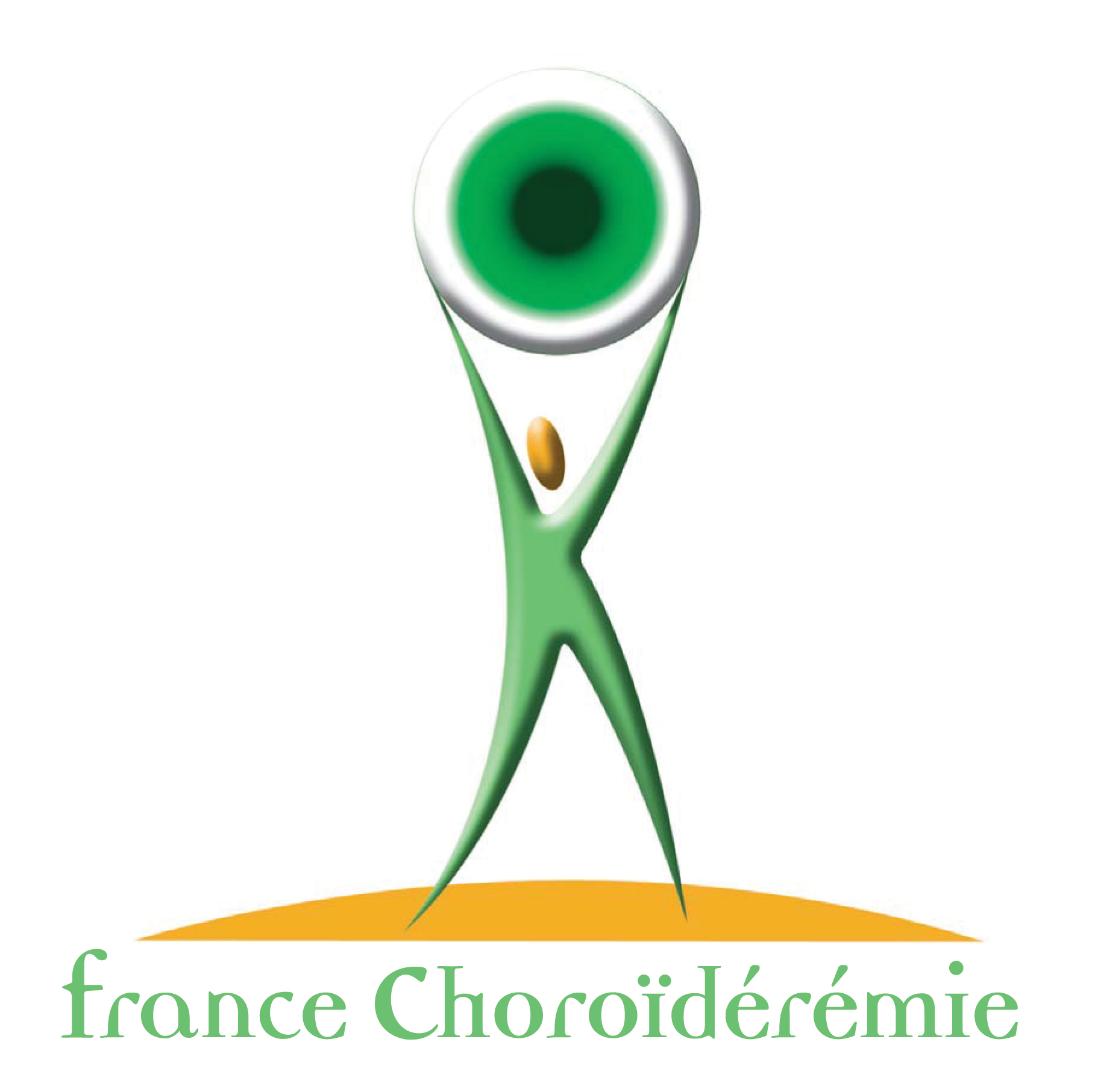 Logo Association France Choroïdermie